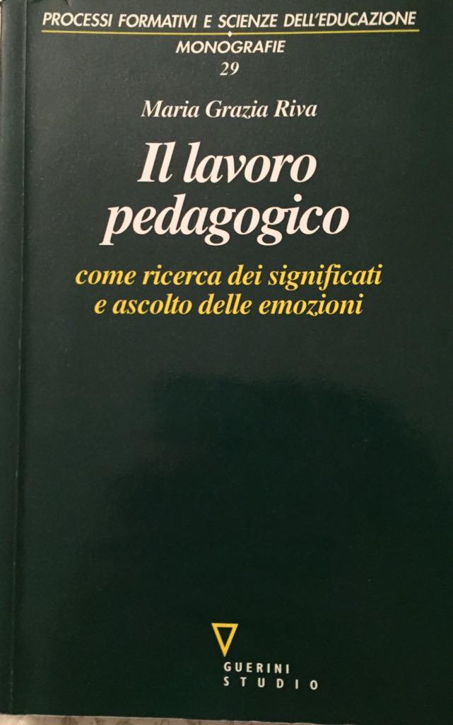 LAVORO PEDAGOGICO