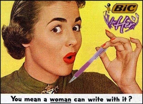 bic for her
